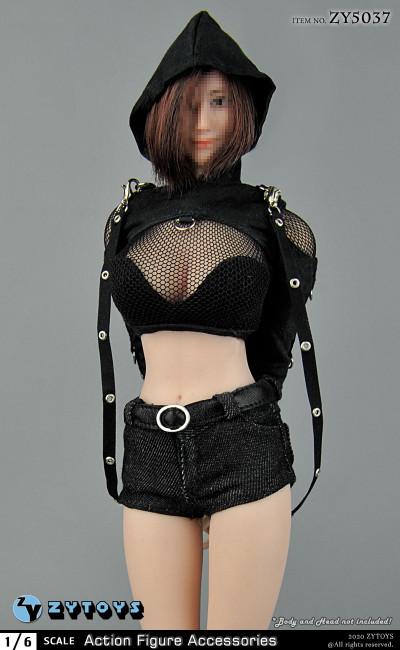 [ZY-5037] 1/6 Female Clothing Set by ZY TOYS