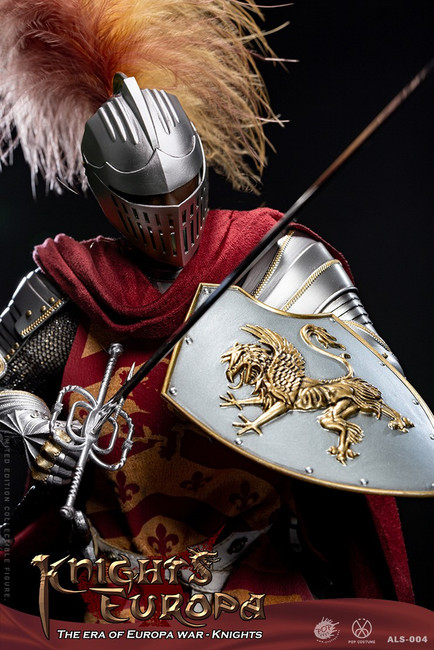 [POP-ALS004] The Era of Europa War Griffin Knight by POP Toys