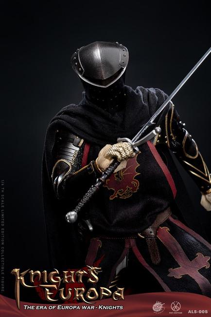 [POP-ALS005] The Era of Europa War Dragon Knight by POP Toys