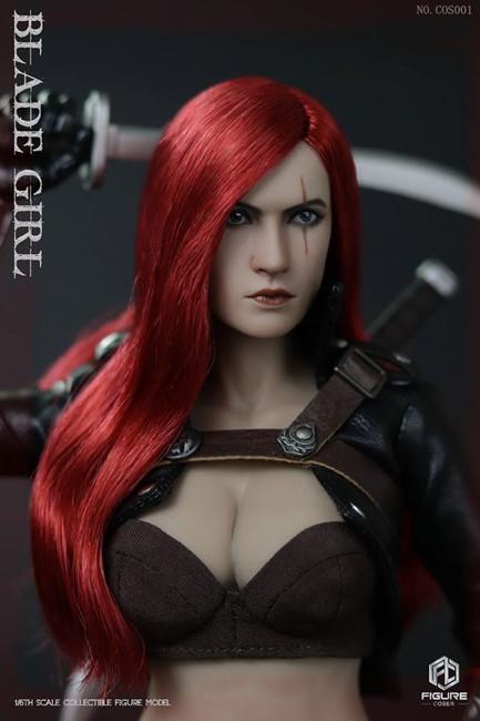 [CS-001] FigureCoser Blade Girl 1/6 Figure