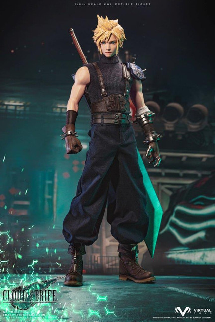[VM-033DX] Former 1st Class Soldier Collector's Edition 1/6 Figure by Virtual Toys