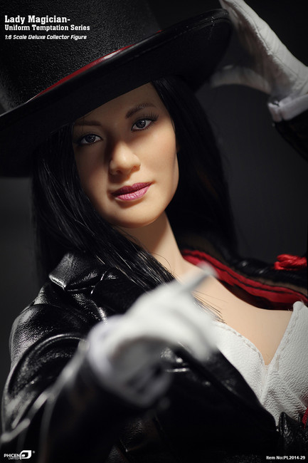 [PL-2014-29] PHICEN LIMITED Deluxe Collector Lady Magician Figure