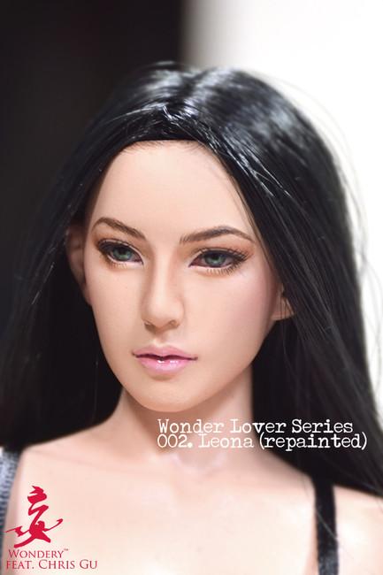 [WLS-002] The Wondery Leona Head Sculpture