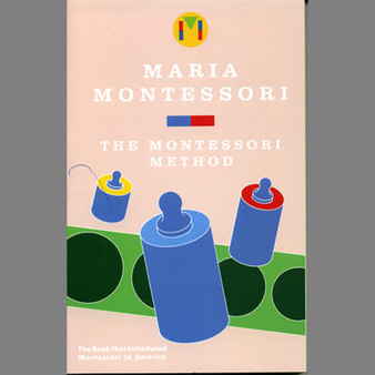 The Montessori Method - sku BK.01 - 1