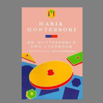 Dr. Montessori's Own Handbook - sku BK.02 - 1