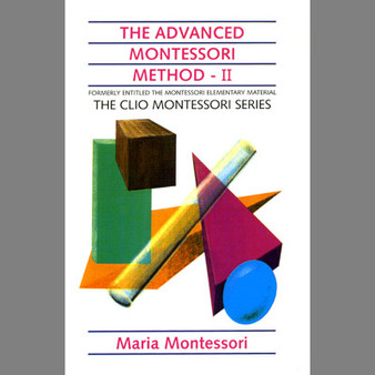 The Advanced Montessori Method II - sku BK.04 - 1