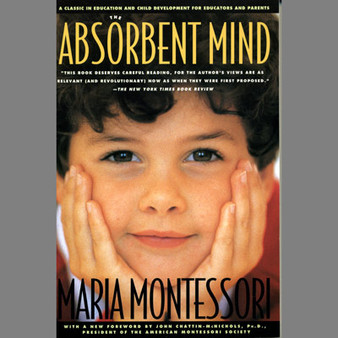 The Absorbent Mind - sku BK.09 - 1
