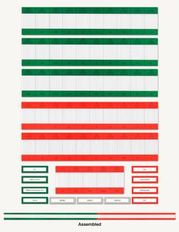 BC/AD Time Line - sku HE.06 - 1