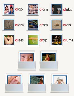 Consonant Blend Pictures - sku LAP.03B - 1