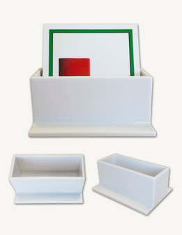 Language Arts Single Display Container - sku DC.03 - 1