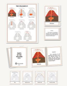 Volcano Parts, Elementary - sku GE.06 - 1