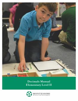 Decimal Manual - sku ME.D - 1