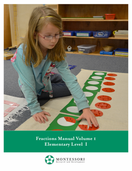 Fraction Manual Volume 1 - sku ME.F1 - 1