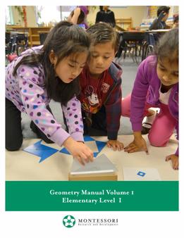 Geometry Manual Volume 1 - sku ME.GY1 - 1