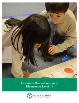 Geometry Manual Volume 3 - sku ME.GY3 - 1