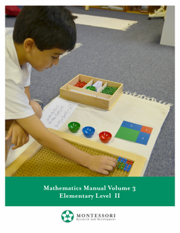 Mathematics Volume 3 - sku ME.M3 - 1