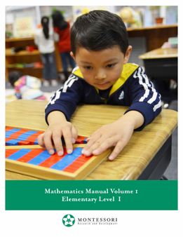 Mathematics Volume 1 - sku ME.M1 - 1