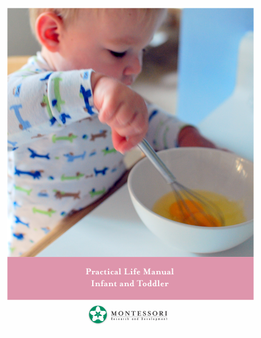 Practical Life for the  2 Year Old - sku MIT.PL - 1