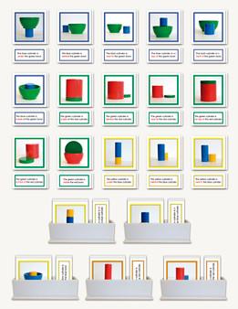Spatial Relationship Cards - sku LAP.60 - 1