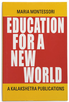 Education For A New World (Hard Cover) - sku BK.06HC - 1