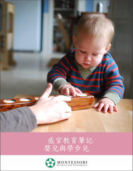 Sensorial for the 2 Year Old (Chinese) - sku MIT.CHS - 1