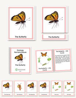 The Butterfly  - sku BP.70 - 1