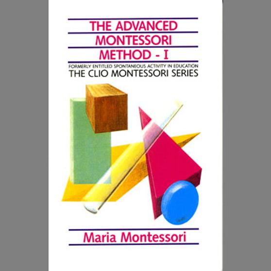 The Advanced Montessori Method I - sku BK.03 - 1