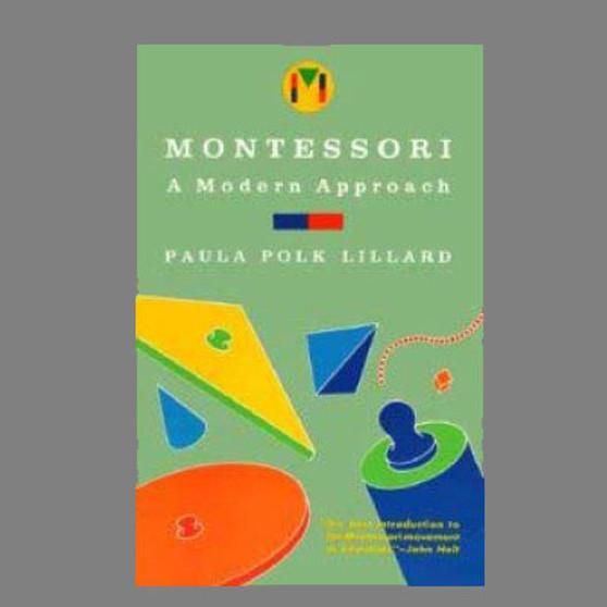 Montessori: A Modern Approach - sku BK.13 - 1