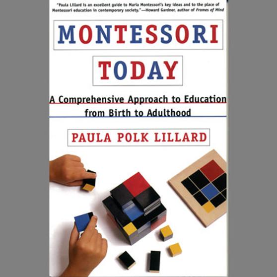 Montessori Today - sku BK.28 - 1