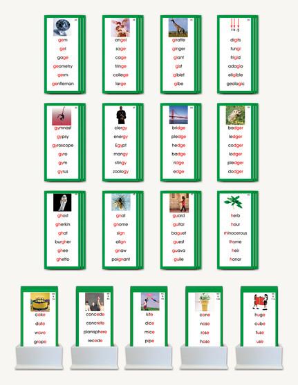 Phonogram Word List - sku LAP.06G - 1