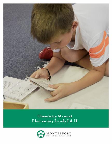 Chemistry Manual - sku ME.CH - 1