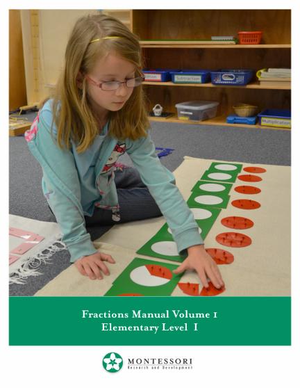Fraction Manual Volume 1 - sku ME.F1 - 1
