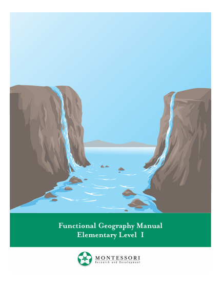 Functional Geography Manual, Elementary - sku ME.FG - 1