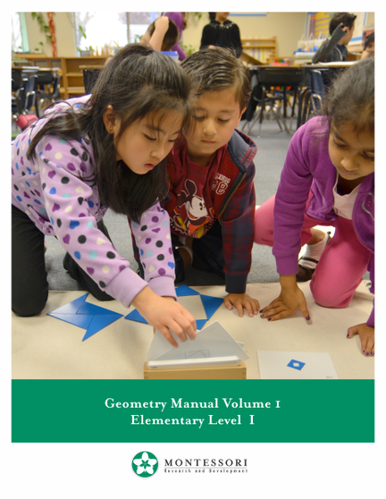Geometry Manual Volume 1 - sku ME.GY1 - 1