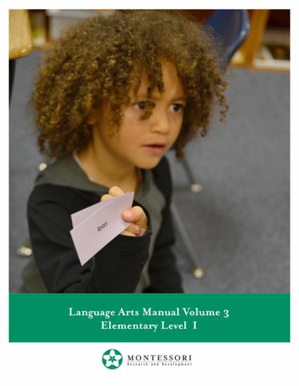 Language Arts Volume 3 - sku ME.LA3 - 1