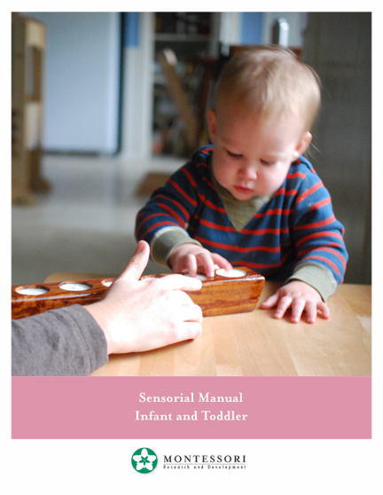 Sensorial for the 2 Year Old - sku MIT.S - 1