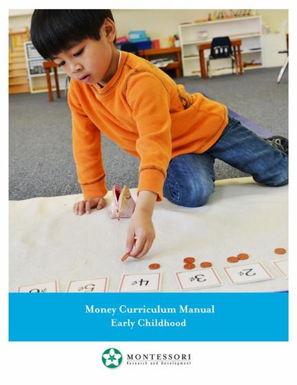 Money Curriculum Teacher Manual - sku MP.MN - 1