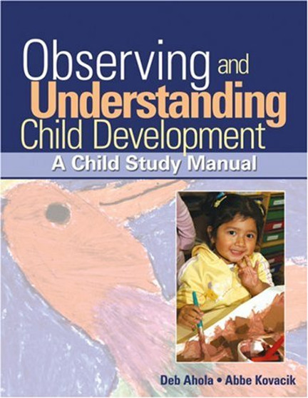 Observing and Understanding Child Development - sku BK.65 - 1