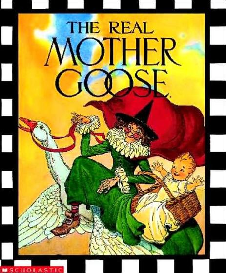 Real Mother Goose - sku BK.32 - 1