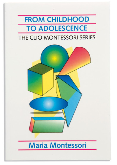 From Childhood to Adolescence - sku BK.40 - 1