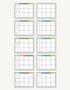 Complete the Matrix 3x3 - sku SP.16 - 1