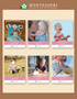 Infant and Toddler Manuals Set - sku MIT.CS - 1