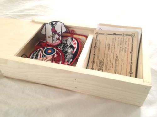 Memory Box Scout Project Kit 2 5/8 x 7 x 13