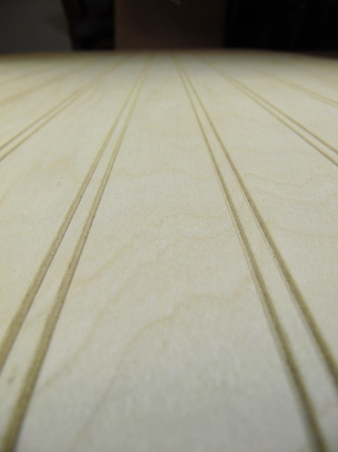 MAPLE PLYWOOD 1/4 BEADBOARD 48  X 96  (cutting required)