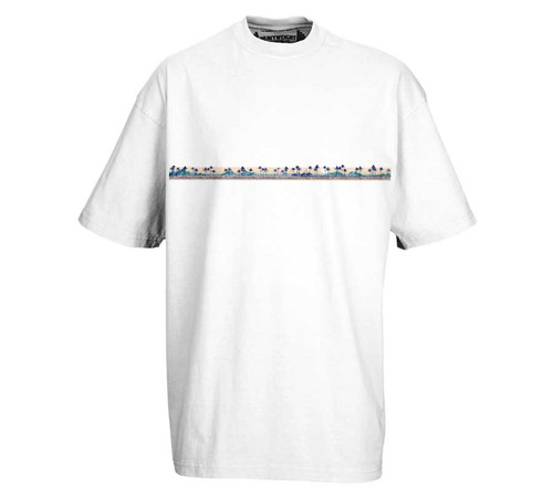 Beach Front - Men's Heavy T-Shirt - Tall Fit