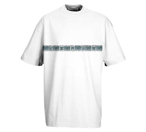 Maori - Polynesian Print T-Shirt - Tall Fit