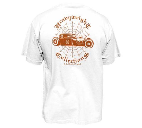 Pro Fit - Spider Web - Hot Rod Men's T-Shirt