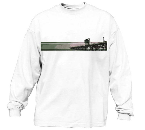 The Pier - Local Surf Long Sleeve T-Shirt
