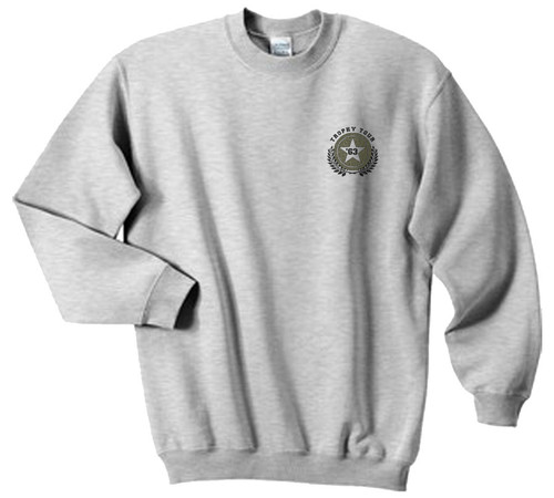 Trophy Tour | Crew Neck Pullover Sweatshirt