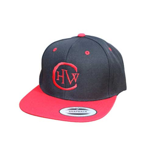 Two toned Cap Logo